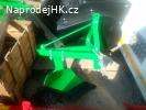 Jednoradliční pluh za malotraktor